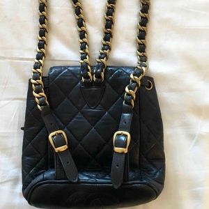 7c925f3c0b0c CHANEL Bags - Authentic Mini Chanel Backpack
